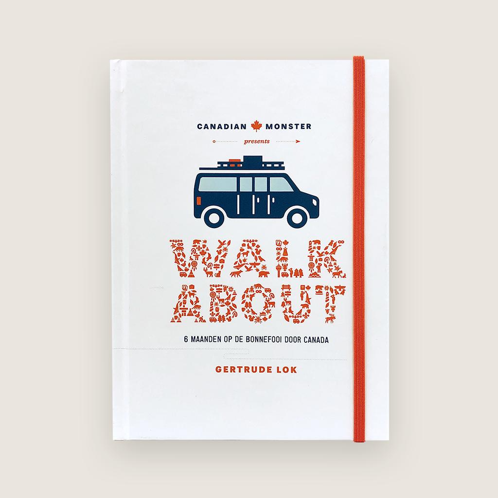 6500 Kelvin Walkabout boek NL cover