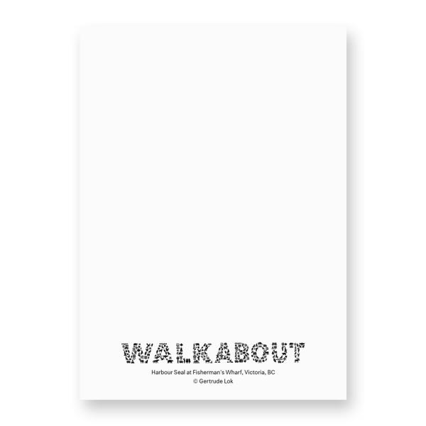 6500 Kelvin Walkabout Notecard back